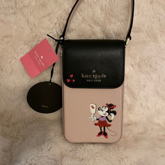 Kate Spade New York Minnie Phone Crossbody